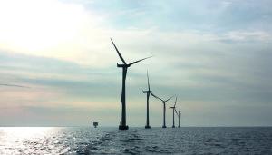 Vindkraftverk till havs